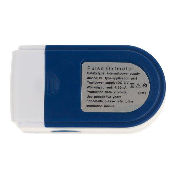 AF6 PULSOKSYMETR Medyczny NAPALCOWY SPO2 tętno szybko