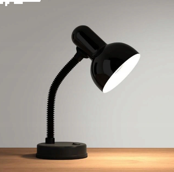 WW80 LAMPKA BIURKOWA REGULOWANA NA BIURKO KOLOR szkolna
