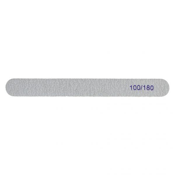 TG56421 PILNICZEK pilnik DO PAZNOKCI prosty 100/180 biały